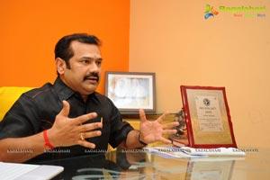 Chinni Krishna Gets Indo Nepal Unity Award