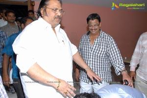 Dasari Narayana Rao Watches Gabbar Singh