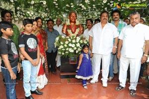 Dasari Padma Statue Inauguration