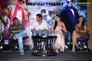 Department Press Meet