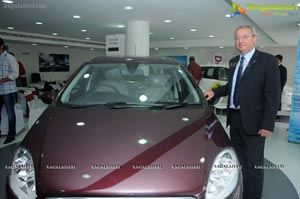 Fiat India Launches First Exclusive Dealership in Hyderabad