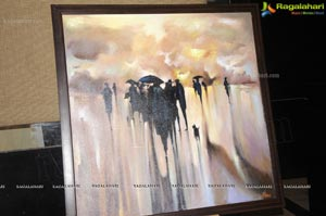 22nd Solo Exhibition of Paintings by Hari Srinivas