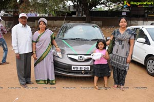 Honda Brio Treasure Hunt Rally