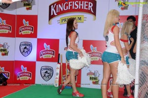 'Howzzat' moment for fans at the Kingfisher Premium Bowl Out