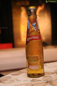 Kingfisher Ultra Beer Launch Hyderabad Photo Coverage