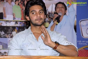Lovely Press Meet by Hero Aadi