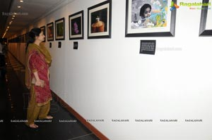 Madhu Smitha Art Gallery Exhibition, Hyderabad