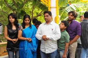 Mangam Srinivas-Ee Rozullo Fame Reshma's Untitled Film Muhurat