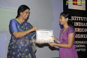 Myk Laticrete India 3D Awards 2011, Hyderabad