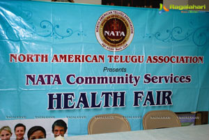 NATA NY Health Fair 2012