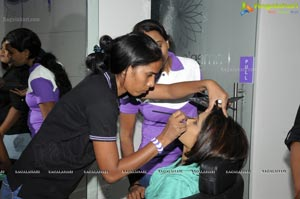 Naturals Family Salon Launch at Habsiguda