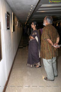Ninad Jagadeesh Art Show at Muse Art Gallery