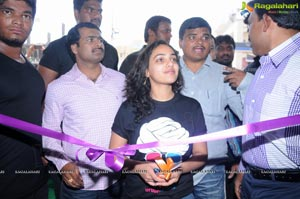 Nithya Menon Launches Geeta Krishna Shopping Centre