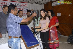 Racha Axe Auction Press Meet