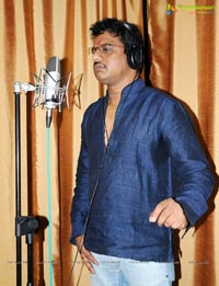Green Apple Creations Radha Manohram Songs Recording