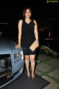 Rolls Royce Party at Taj Krishna, Hyderabad