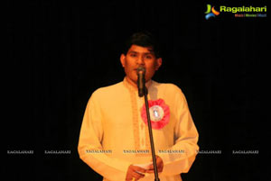 Telugu Association of Minnesota -  Sri Gazal Srinivas Music concert.