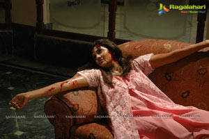 Kausha in 6th Sense Movie Stills