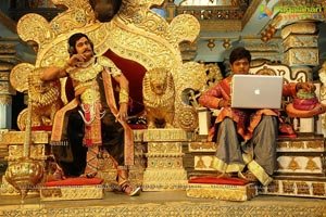 Rajendra Prasad as Yama