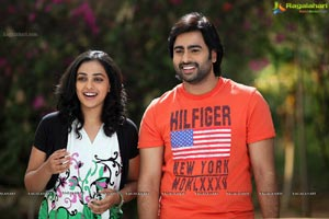 Okkadine Movie Gallery - Nara Rohit, Nithya Menen