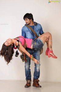 Sairam Shankar, Adonika Romeo Hi-Resolution Photos