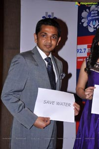 92.7 BIG FM Save Water Campaign