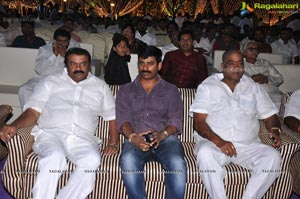 Srisailam Yadav Son Wedding Reception