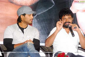 Aarya - 2 Audio Success Meet