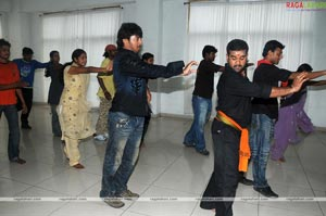 Rehearsals of MAA Star Night