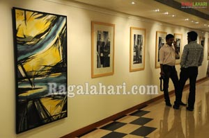 Muse Art Exhibition at Hotel Marriott