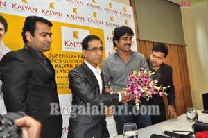 Nagarjuna-Kalyan Jewellers Brand Ambassador