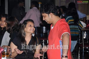Geeta Hiremath, Sowkya Reddy at Bottles & Chimney