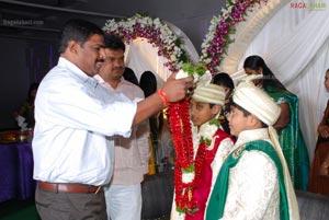 Banda Karthika Reddy Sons Dothi Function