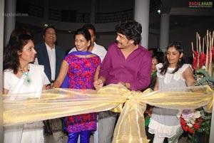 Silk Paintings Exhibition by Radha Reddy, Harsha Vohra & Sona Sachdev