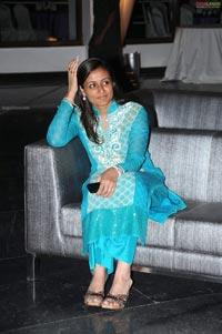 Puri Jagannadh Daughter Pavithra Saree Function