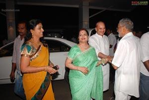 Shyam Prasad Reddy Daughter Deepthi Wedding