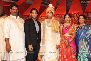 Shyamprasad Reddy Daughter Deepthi Wedding - Photo Coverage