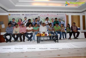 Maruthi Dasari Bus Stop Success Meet