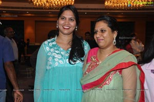 Nallari Kiran Kumar Reddy Sister Gayatri