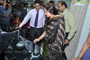 Jayaprada Diamond Show Malabar Gold