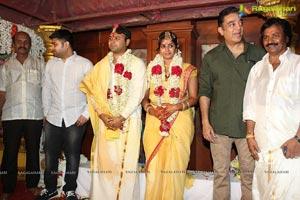 Jyothi Krishna-Aishwarya Wedding