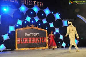 Factset Blockbuster Party