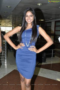 Hyderabad Femina Miss India 2013 Auditions