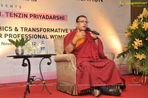 Tenzin Priyadarshi Photos