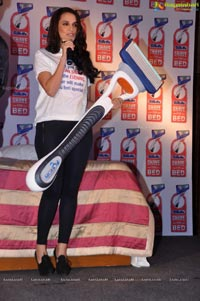 Neha Dhupia-Sundeep Kishan Gillette