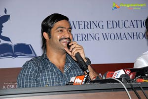 Educational Aid Girl Child NTR
