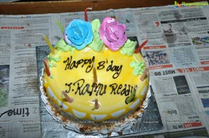 Ramu Reddy Birthday Celebrations