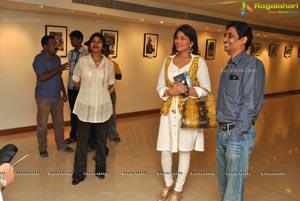 Rumi Photo Exhibition Shweta Basu Prasad