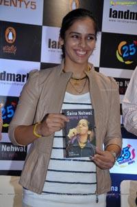 Saina Nehwal Book