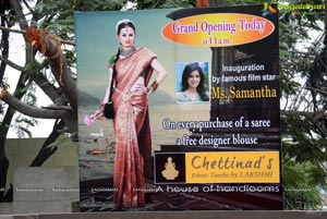 Samantha Chettinads Hyderabad